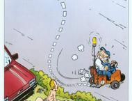 Эротические карикатуры веселят народ