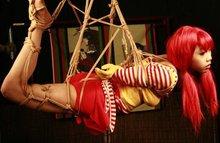 Фото шибари - бондаж и доминирование с веревкой