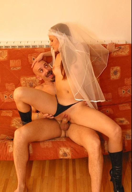 невесты порно видио
