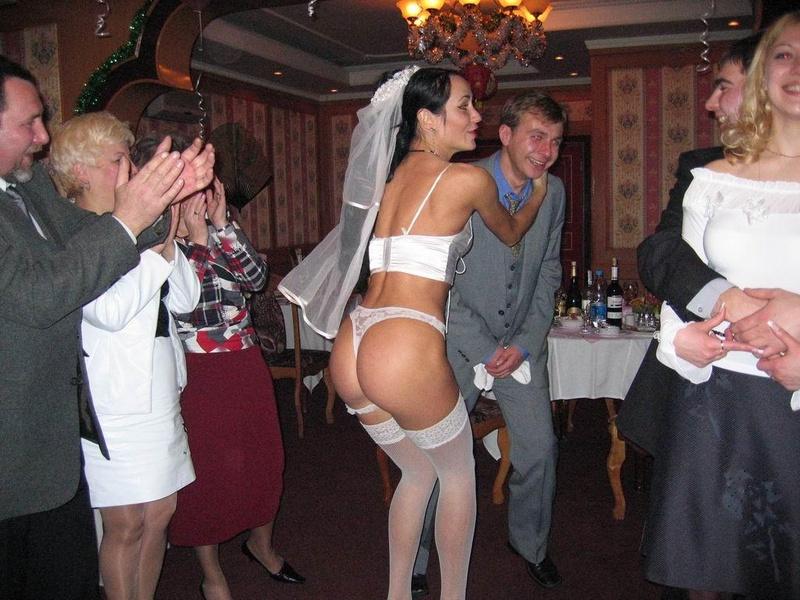 Невест пьяных фото трахают приколы