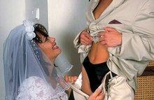 Возжелала жениха прямо на свадьбе