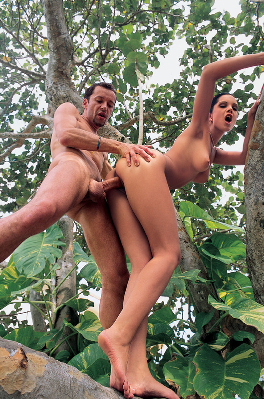 порно в дикой природе