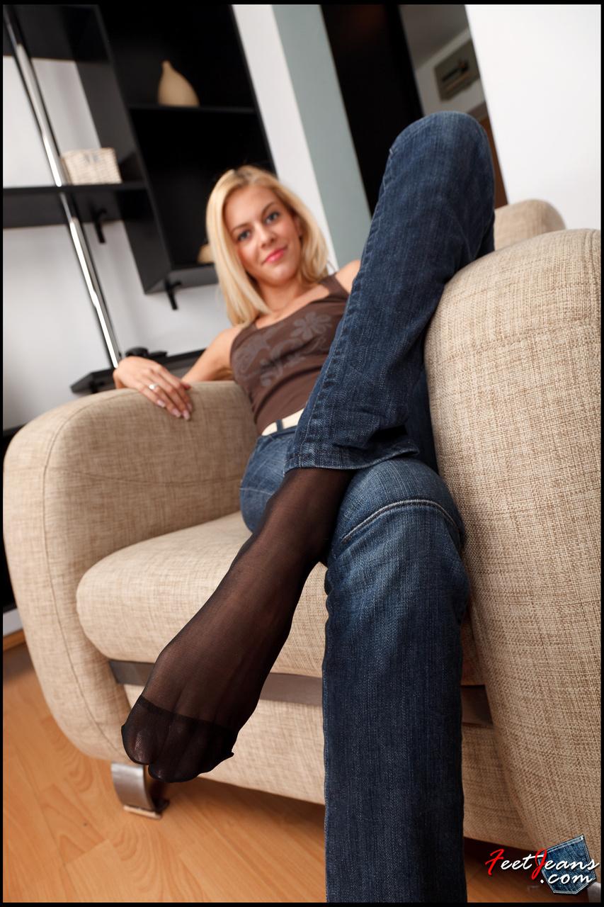 Умелые ножки в сексе