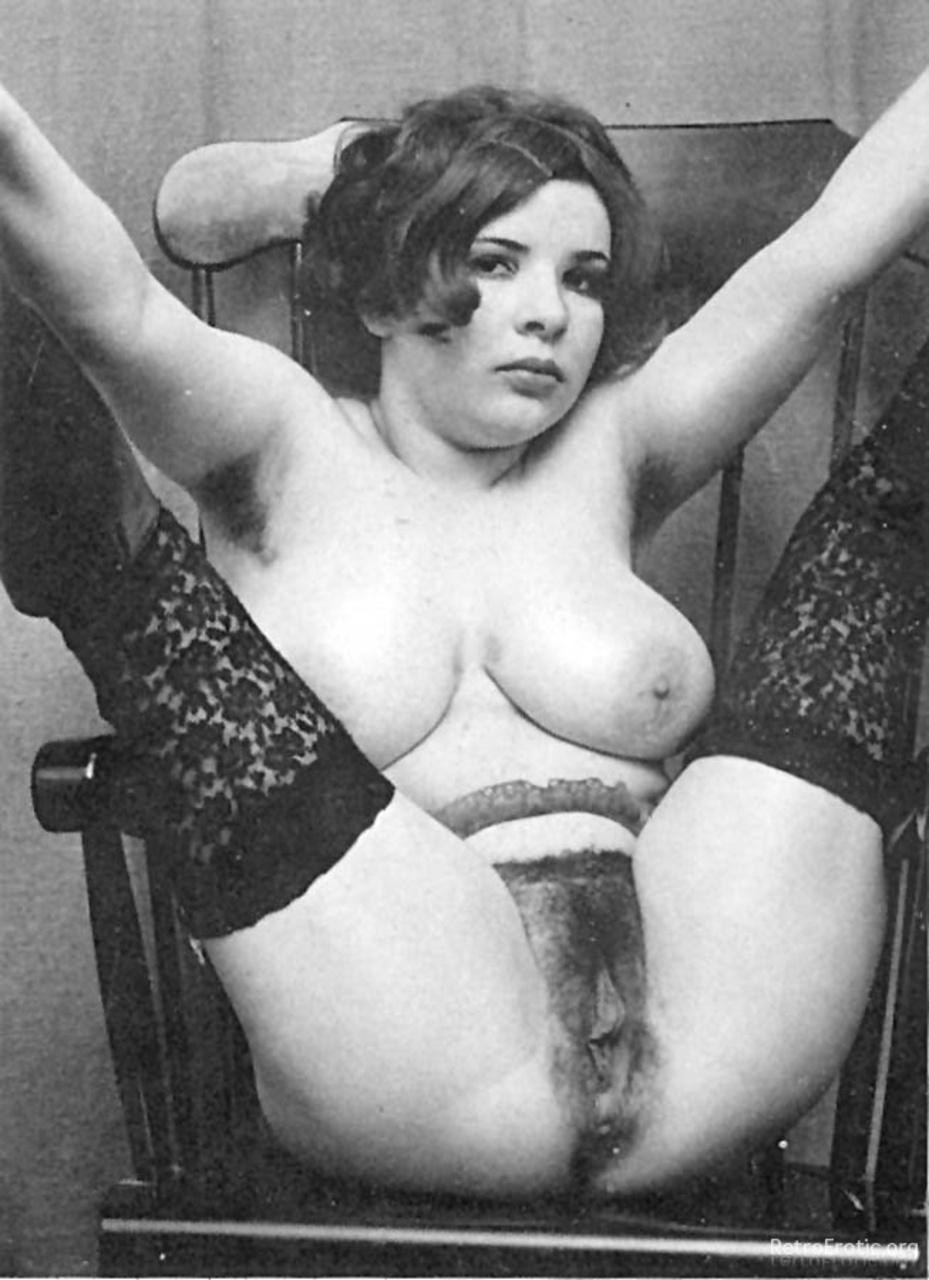 Ретро порно пятидесятые годы волосатые киски