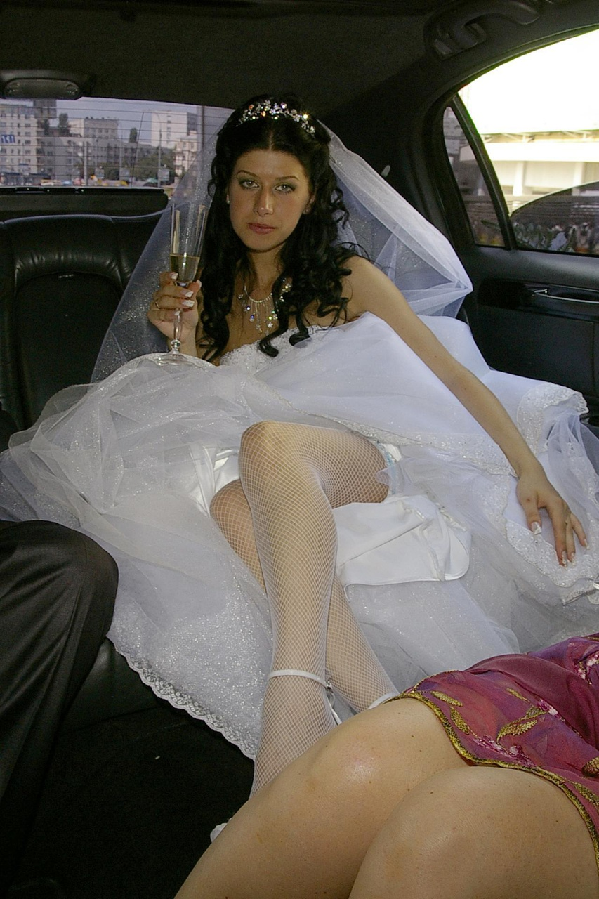фото невест 18 интим