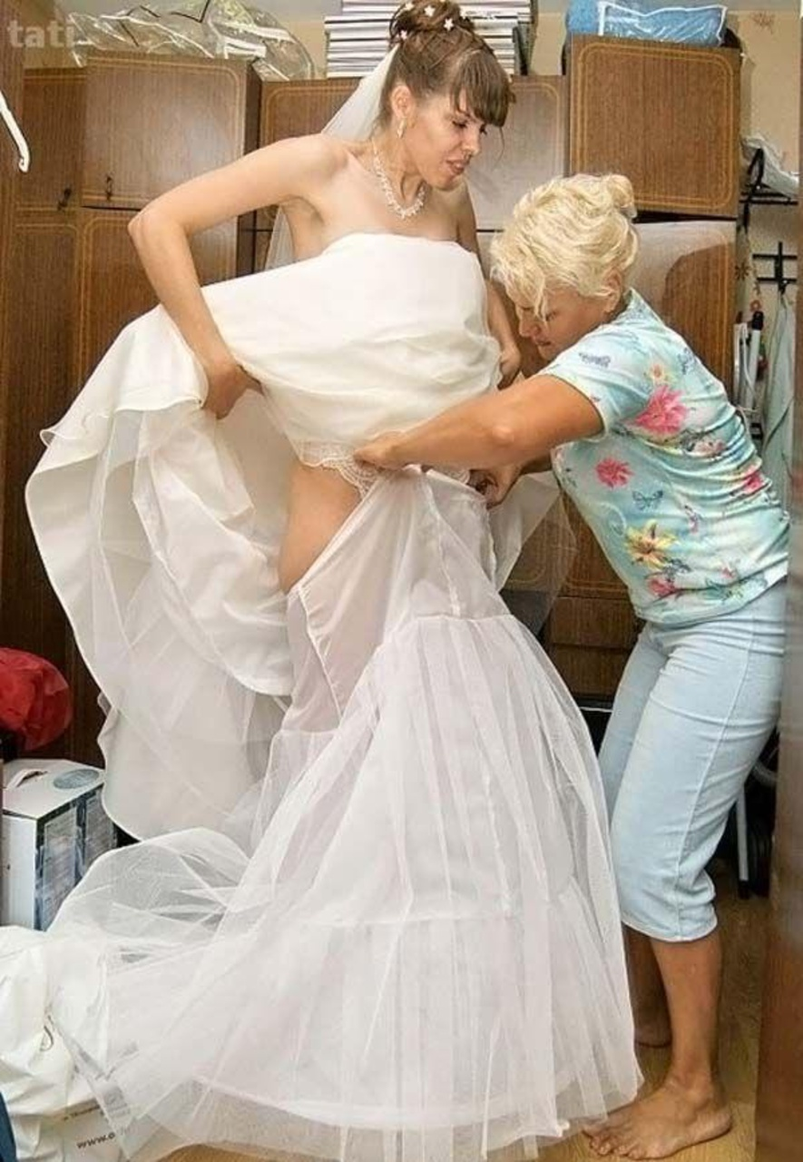 Голі невесты