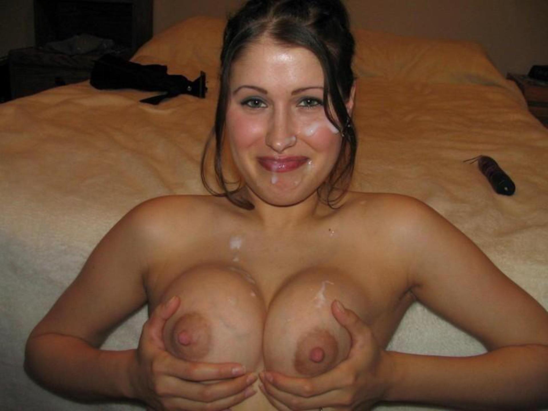 Фото голых женщин со спермой