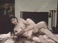 Нежная и сексопильная в старом порно