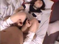 Сексуальная азиатка хороша в постели