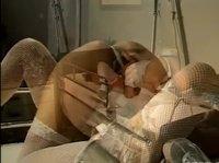 Медсестры отдыхают на работе