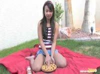 Азиатский пирог
