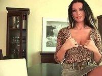 Горячий леопардовый приват
