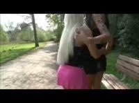 Две лесбиянки-нимфоманки отрываются на полную катушку!