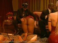 Обучение новеньких секс-рабынь